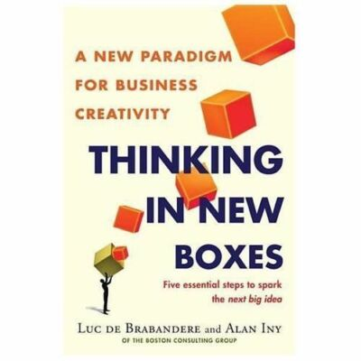 Thinking in New Boxes : A New Paradigm for Business Creativity by Alan Iny and L