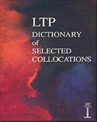 LTP Dictionary of Selected Collocations, , Good Book
