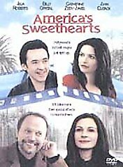 DVD America's Sweethearts Julia Roberts~Comedy Movie Fast Ship Good Cond.