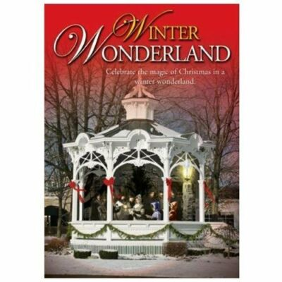 DVD Winter Wonderland~Christmas Scenes & Music~NEW NIP