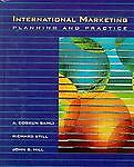 International Marketing : Planning and Practice by A. Coskun Samli, John S. Hill