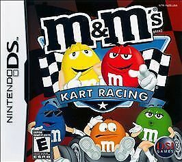 M&M's Kart Racing (Nintendo DS, 2008)