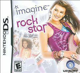 Imagine: Rock Star (Nintendo DS, 2008)