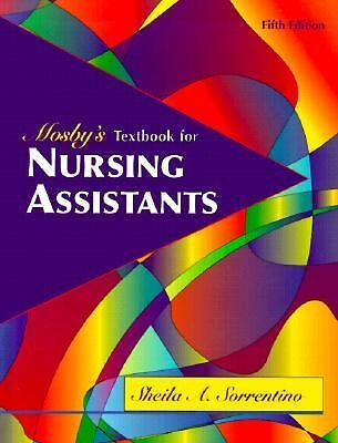 Mosby's Textbook For Nursing Assistants - Hard Cover Version, 5e, Sorrentino She