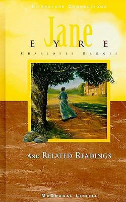 McDougal Littell Literature Connections: Jane Eyre Student Editon  Grade 12, MCD