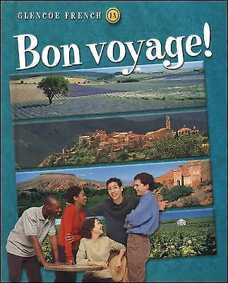 Bon Voyage: Glencoe French Level 1A, McGraw-Hill, Good Book