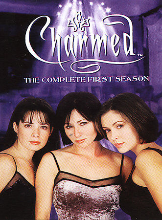 Charmed The Complete First Season DVD, 6-Disc Set Season One Supernatural CW