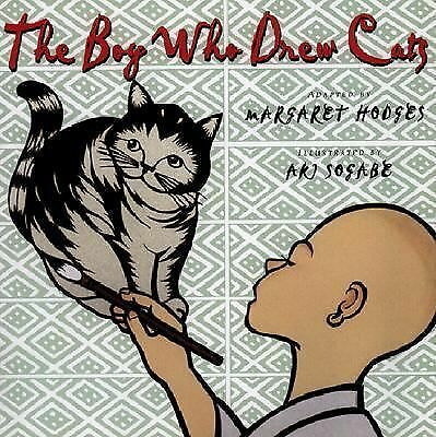 The Boy Who Drew Cats, Hodges, Margaret, Good Book