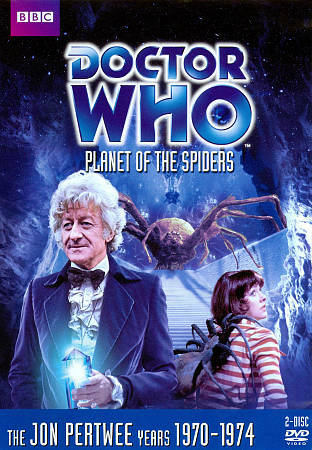 Doctor Who - Planet of the Spiders (DVD, 2011, 2-Disc Set, OOP)