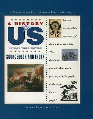 A History of US: Sourcebook and Index: A History of US Book Eleven, Hakim, Joy,