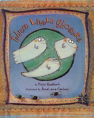 Three Little Ghosties, Goodhart, Pippa, Good Book