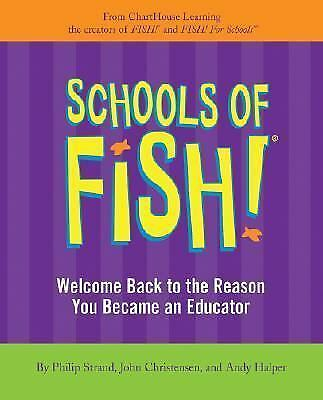 Schools of Fish!, Halper, Andy, Christensen, John, Strand, Phillip, Very Good Bo