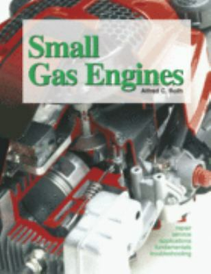 Small Gas Engines, Alfred C. Roth, Good Book