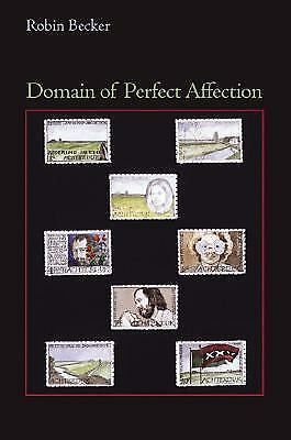 Domain of Perfect Affection (Pitt Poetry Series), Becker, Robin, Good Book