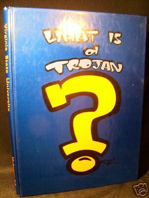1998 Virginia State University Yearbook Petersburg VA Annual
