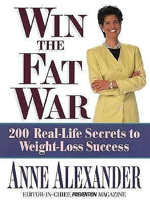 Win the Fat War by Anne Alexander (2000)