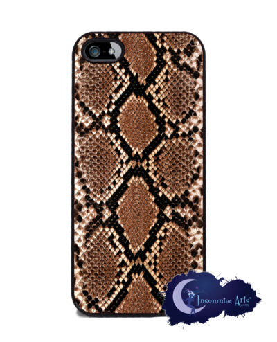 Snake Skin, Animal Print - iPhone 5 Slim Case, Cell Cover