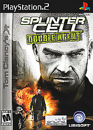 Tom Clancy's Splinter Cell Double Agent  (Sony PlayStation 2, 2006)