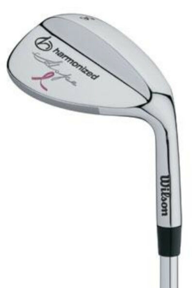 Wilson Golf Ladies Harmonized Hope Wedge  Brand New  56 Degree Sand Wedge  RH