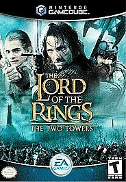 The Lord of the Rings: The Two Towers Nintendo GameCube