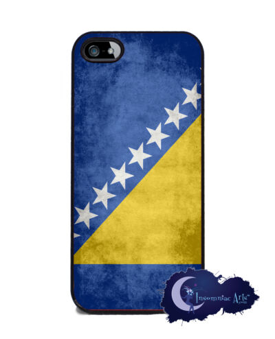 Bosnia and Herzegovina Flag - iPhone 5 Slim Case, Cell Phone Cover, Bosnian