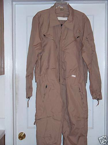 Military Surplus,Crewmans Vehicle Combat Coveralls,Md