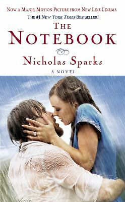 The Notebook by Sparks, Nicholas