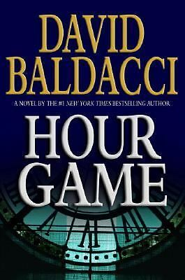 Hour Game (King & Maxwell) by Baldacci, David