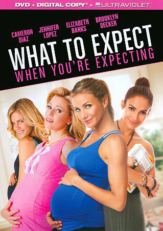 What To Expect When You're Expecting [DVD + Digital Copy] by Diaz, Cameron, Lop