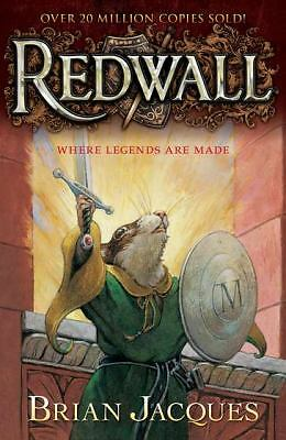 Redwall (Redwall, Book 1) by Jacques, Brian