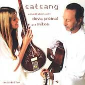 Satsang: A Meditation in Song and Silence by Deva Premal and Miten