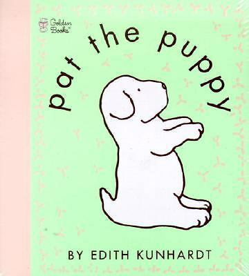 Pat the Puppy (Pat the Bunny) (Touch-and-Feel) by Davis, Edith Kunhardt