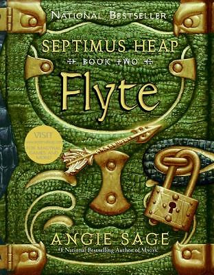 Flyte (Septimus Heap, Book 2) by Sage, Angie