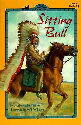 Sitting Bull (Penguin Young Readers, L3) by Penner, Lucille Recht