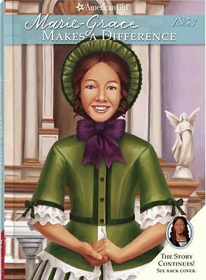 Marie-Grace Makes a Difference (American Girl) (American Girls Collection) (Ame