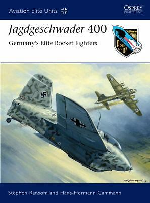 Jagdgeschwader 400: Germany's Elite Rocket Fighters (Aviation Elite Units), Hans