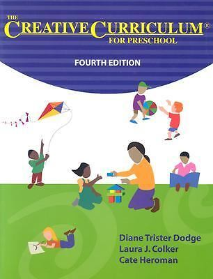 The Creative Curriculum for Preschool, 4th edition by Trister Dodge, Diane, Col