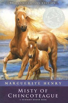 Misty of Chincoteague by Henry, Marguerite