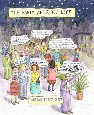 The Party After You Left by Roz Chast