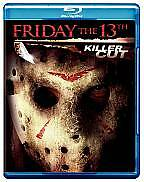 FRIDAY THE 13TH KILLER CUT BLU RAY NEW SEALED OPERATION GRATITUDE