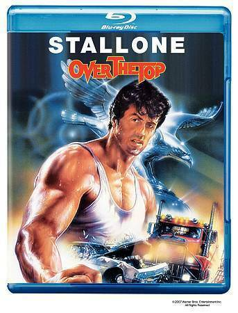 OVER THE TOP STALLONE BLU RAY NEW SEALED OPERATION GRATITUDE
