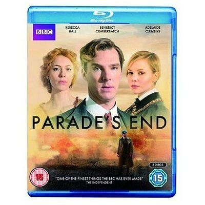 PARADE'S END BLU RAY NEW SEALED OPERATION GRATITUDE