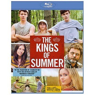THE KINGS OF SUMMER BLU RAY NEW SEALED OPERATION GRATITUDE