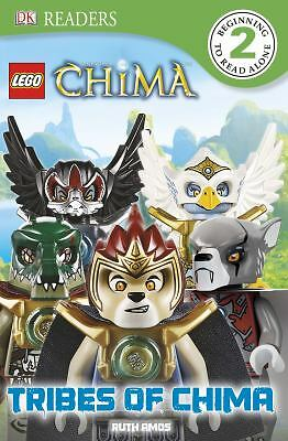 DK Readers: LEGO Legends of Chima: Tribes of Chima by DK Publishing