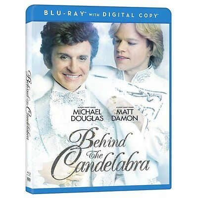 BEHIND THE CANDELABRA BLU RAY NEW SEALED OPERATION GRATITUDE