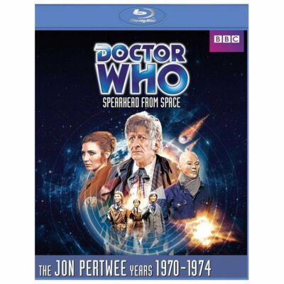 DR WHO SPEARHEAD FROM SPACE BLU RAY NEW SEALED OPERATION GRATITUDE