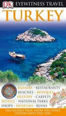 Turkey (Eyewitness Travel Guides) by Swan, Suzanne