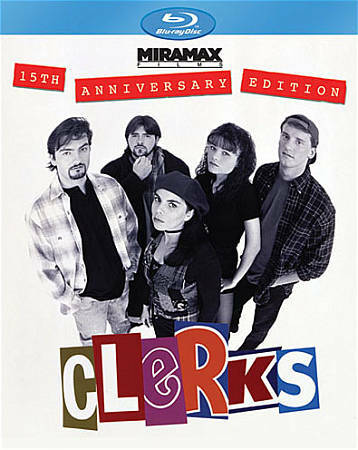 CLERKS 15TH ANNIVERSARY BLU RAY NEW SEALED OPERATION GRATITUDE