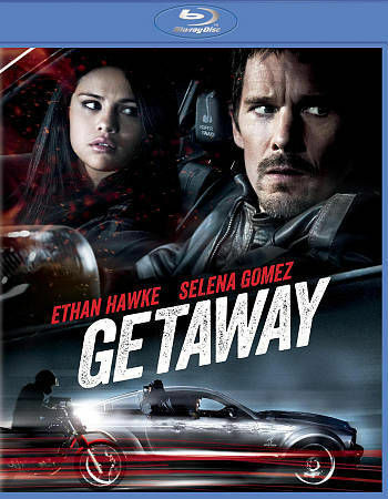 GETAWAY BLU RAY NEW SEALED OPERATION GRATITUDE