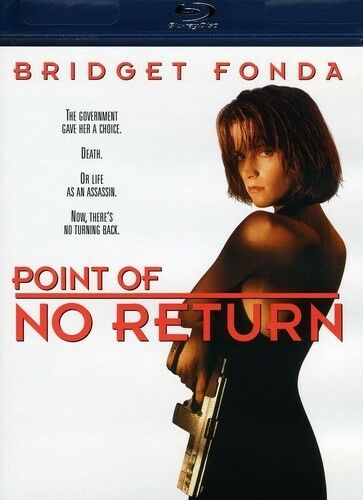 POINT OF NO RETURN BLU RAY NEW SEALED OPERATION GRATITUDE